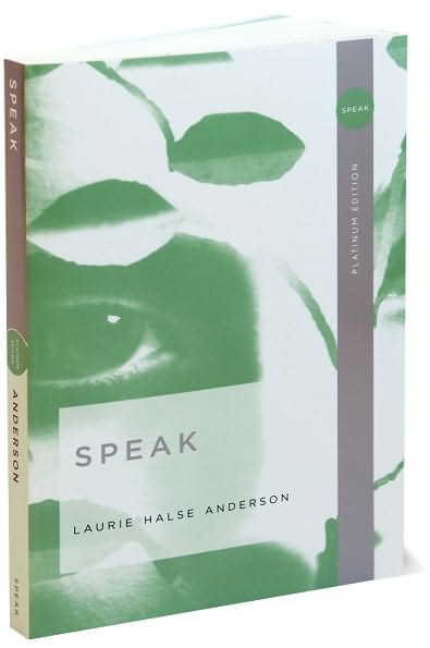 speak cover I love young adult literature. I could lie and say I read it because of my ...